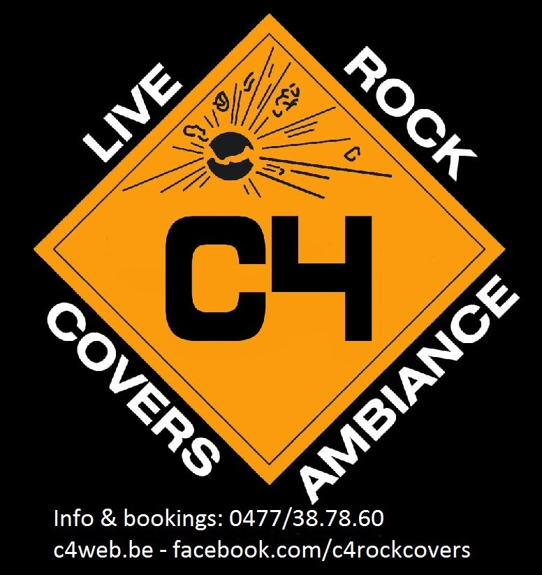 C4 Live - Rock - Covers - Ambiance!